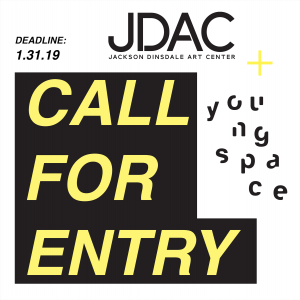 Young Space + Hastings College National Open Call for Entry